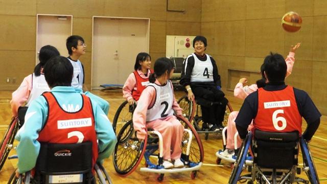 福島県南相馬市でパラリンピアンによる「第5回 アスリート・ビジット」実施