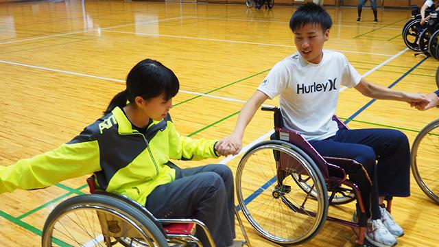 宮城県多賀城市で「車いす操作スキルアップ研修会」を開催しました