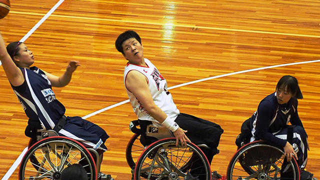 東北チーム「SCRATCH」が車椅子バスケットボール全女子日本選手権で健闘