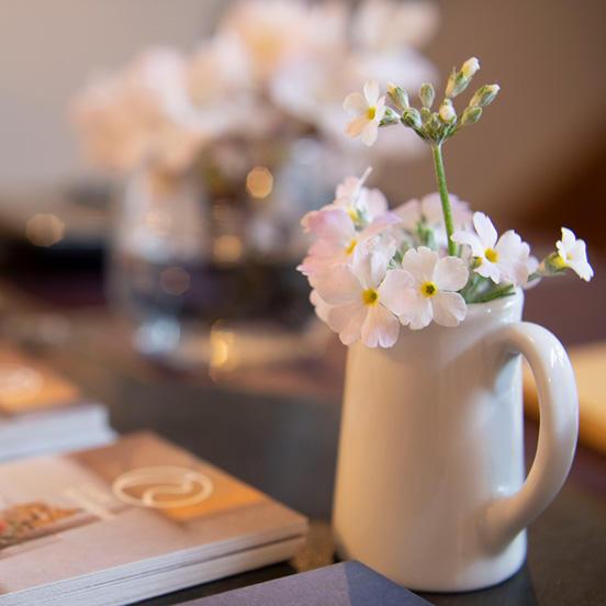 カフェからの花だより vol.6