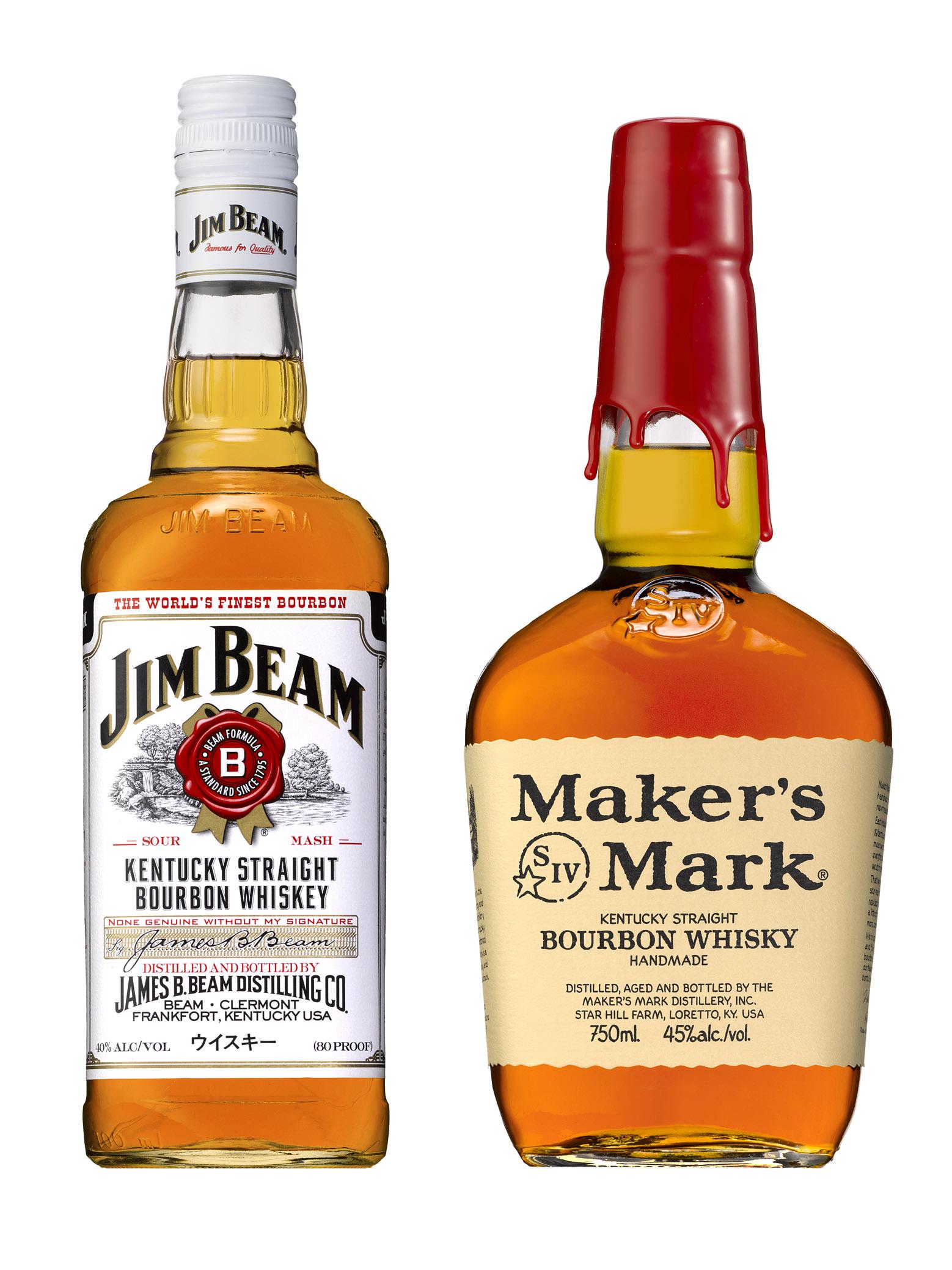 世界No.1※バーボンウイスキー「ジムビーム」など輸入酒10ブランド26品目新発売―米国大手スピリッツメーカー ビーム社との連携強化―
