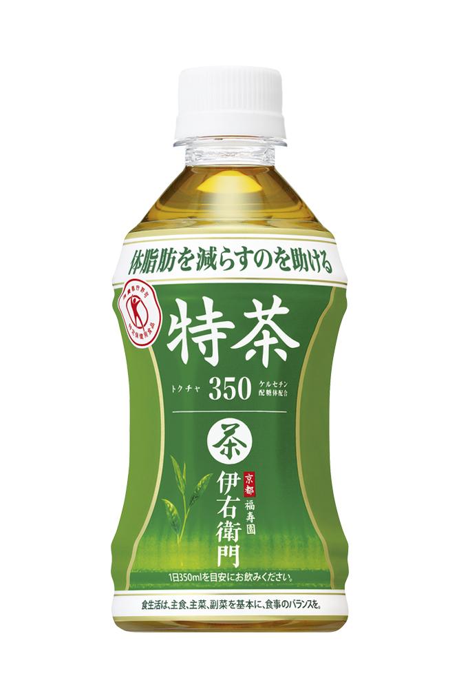 サントリー緑茶「伊右衛門 特茶 350(特定保健用食品)」350ml ...