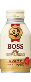 ボス ザ・エスプレッソ カフェラテ