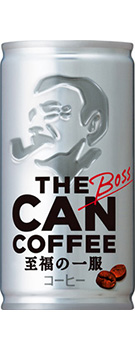 ボス THE CANCOFFEE