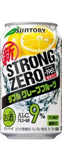 −196℃ ストロングゼロ〈ダブルグレープフルーツ〉