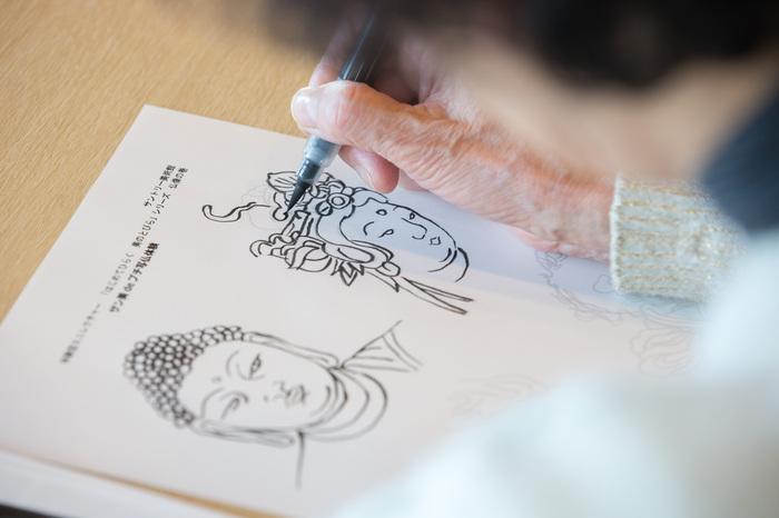 はじめてひらく 美のとびら 仏像の巻イメージ