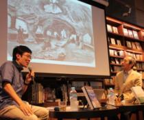 プレミアム・ミニトーク(大阪)第2回「都会のなかの龍宮城──水族館のはなし」を開催