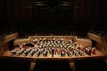 千葉県少年少女オーケストラの東京公演をサントリーホールで開催