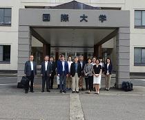 「新しい地政学の時代における国際秩序を考える研究会」を国際大学(新潟)で開催