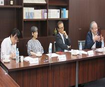 「ネット時代の学知のゆくえ」をテーマに「堂島サロン」を開催