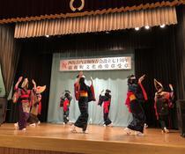 西馬音内盆踊保存会が設立70周年を迎えました!