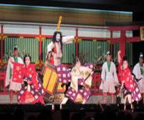 「びっくりぽん!」の横尾歌舞伎