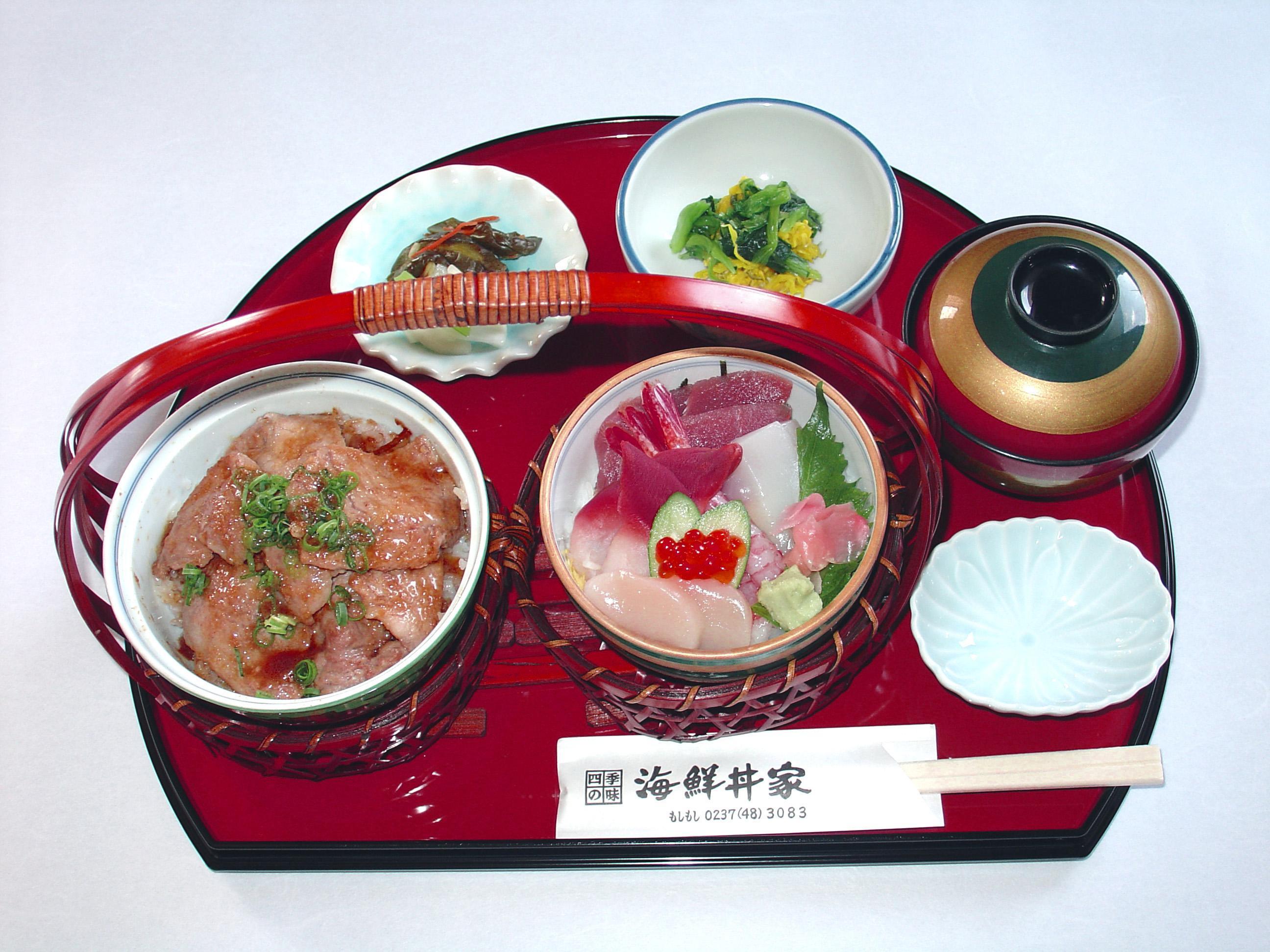 山形_四季の味 海鮮丼家_写真
