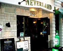 ネバーランド カフェの画像