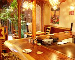 世田谷/二子玉川_Hawaiian Diner 鉄板焼 Bamboo_写真