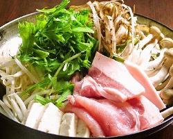 恵比寿 名古屋コーチンと生姜鍋 凛音のイメージ写真