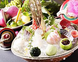 築地鮮魚とこだわり野菜の旬和食居酒屋 銀座 独楽のイメージ写真
