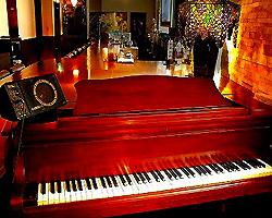 ピアノラウンジ MOMOKiの画像