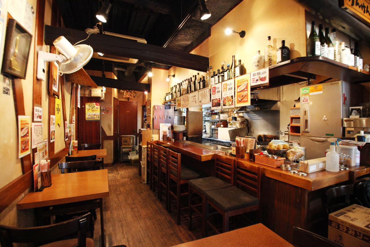 鉄板焼お好み焼 けんけんぱ 和田町本店のイメージ写真