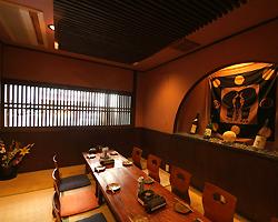 博多もつ鍋 炭焼き 広島地酒のお店 月の中のイメージ写真