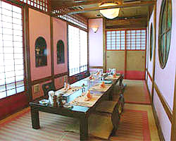 カジュアルレストラン 鹿鳴館のイメージ写真