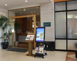 米子/境港_ANAクラウンプラザホテル米子「カフェ・イン・ザ・パーク」_写真