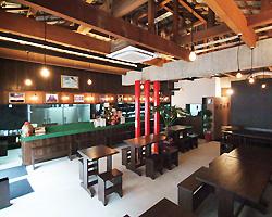 世界食堂 地球屋 琉球 安里駅前店のイメージ写真