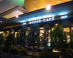 新橋/浜松町/三田_MONDE CAFE 竹芝店_写真