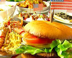 ハンバーガー&SHAKE BAR T's★Dinerのイメージ写真