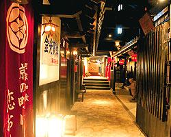 阪急東通/天神橋筋商店街_京の町_写真