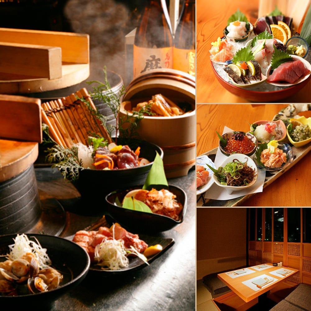 海鮮 日本酒  ほっこり 霞が関店のイメージ写真