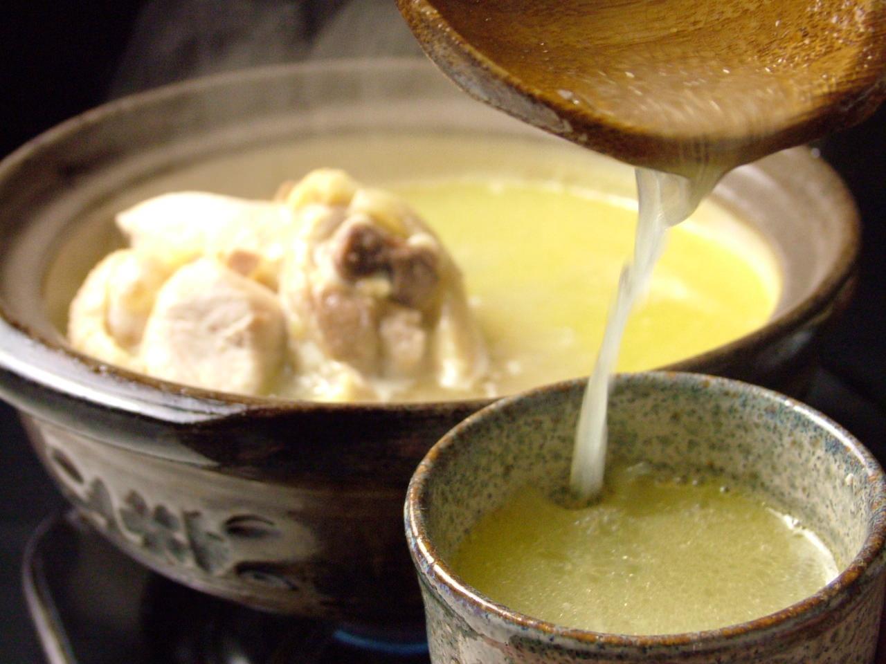小倉北区_鶏料理・博多水炊き うちょうてん_写真