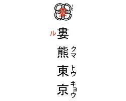 渋谷_婁熊 東京_写真2