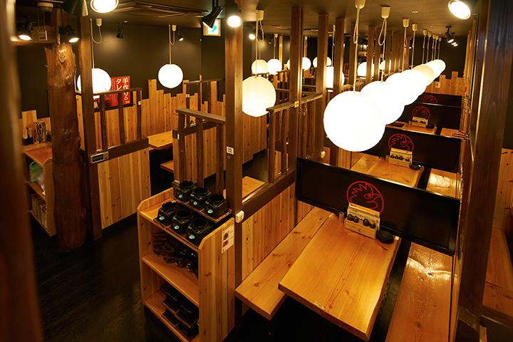 焼鳥屋 鳥貴族 第133号 近鉄八尾駅前店のイメージ写真