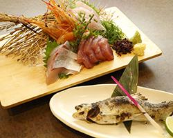 池袋 産地直送!お魚とお野菜~おもてなしDining~ 海畑のイメージ写真