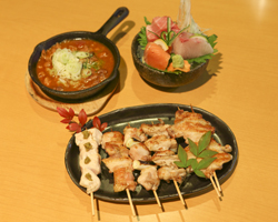 焼鶏 炭吉のイメージ写真