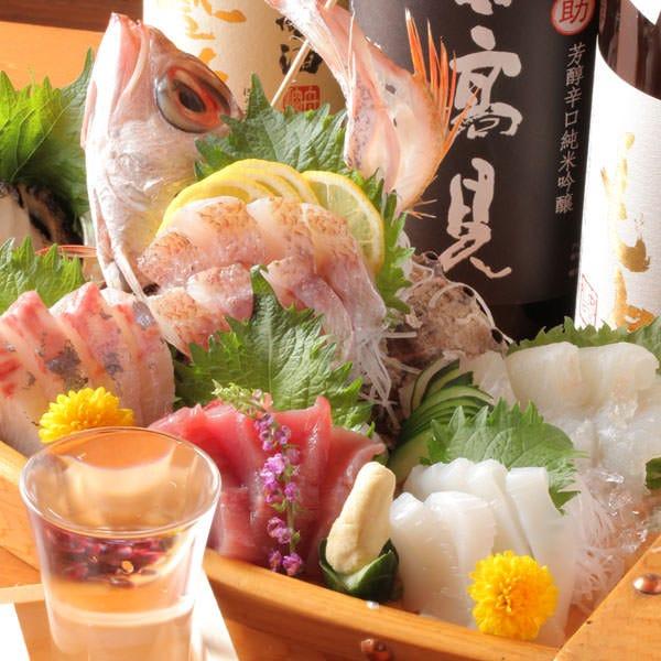 阪急東通/天神橋筋商店街_うまい魚と炭火焼 泰三屋_写真1