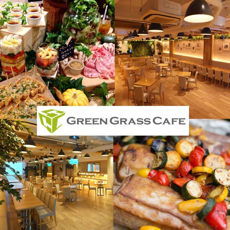 青山 Green Grass Cafe 【グリーングラスカフェ】のイメージ写真