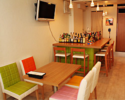 CAFE&BAR conoscoのイメージ写真