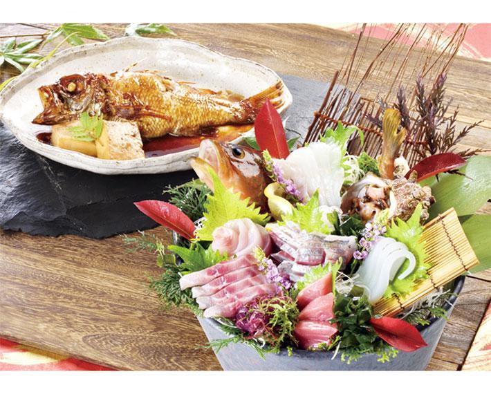浜田の新鮮地魚と厳選国酒の店  大正倶楽部のイメージ写真