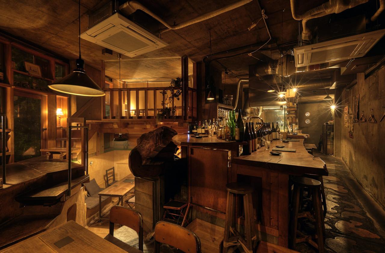 燻製キッチンのイメージ写真