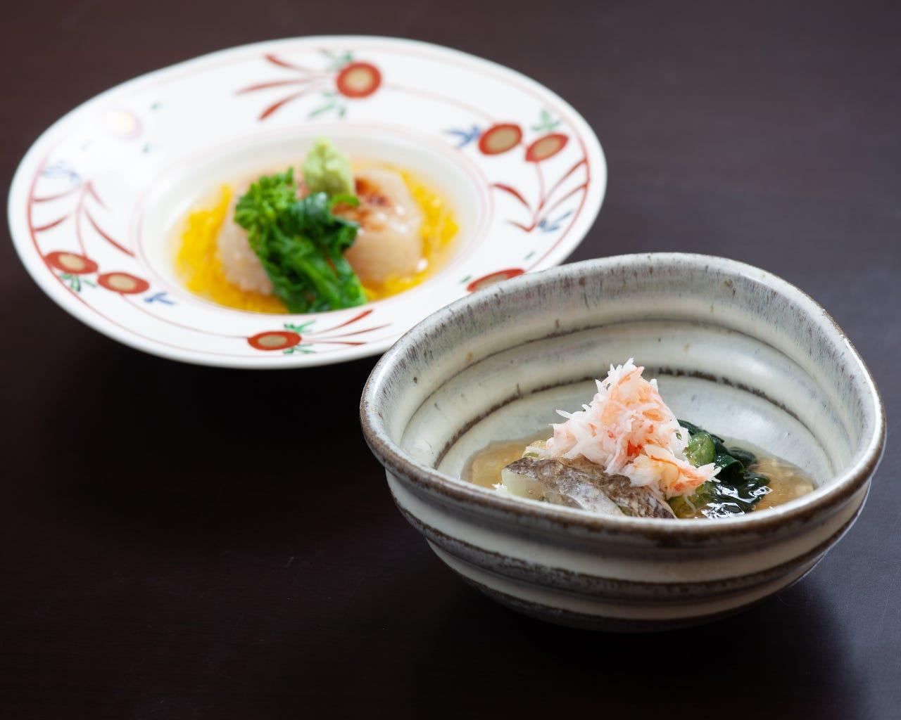 旬の料理 天ぷら みねまつのイメージ写真