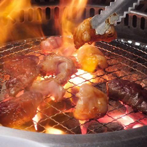 炭火焼肉 ホルモン焼き食堂 木下 横川店のイメージ写真