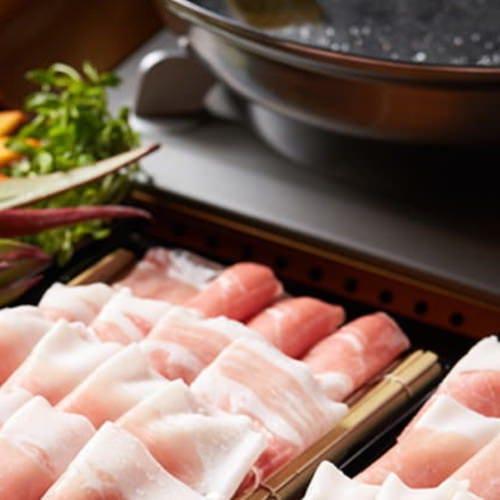 豚しゃぶしゃぶ・炭火焼 座和めき 浜松町のイメージ写真