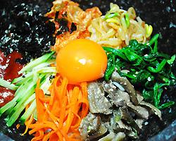 韓国料理 チョゴリのイメージ写真