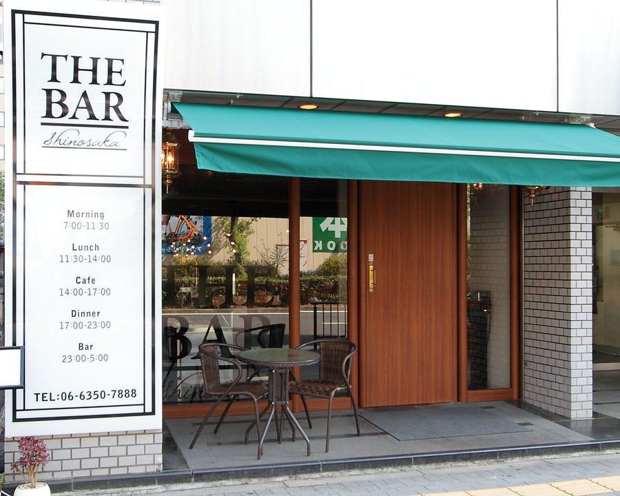 十三/新大阪周辺_THE BAR 新大阪_写真