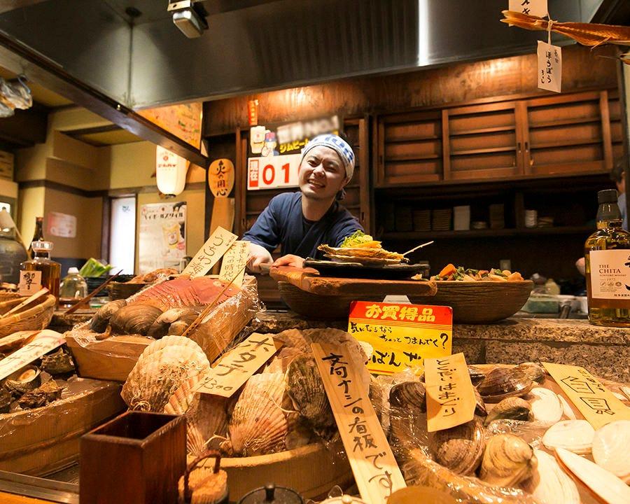 炉ばた焼 大蔵屋 石山駅前店のイメージ写真