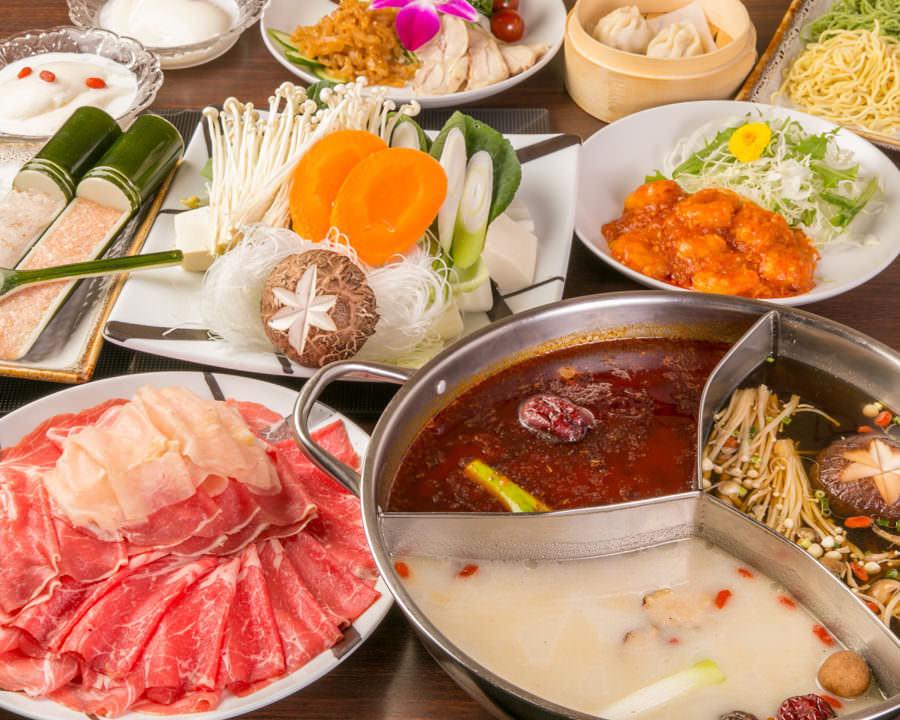小尾羊 シャオウェイヤン 上野浅草口店 本格中華 薬膳火鍋のイメージ写真