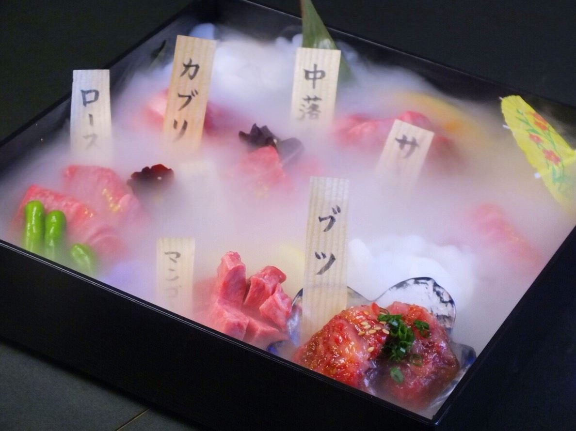 ヤキニク×ワイン Calvino (カルビーノ) 浜松のイメージ写真