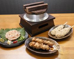 姫路/播磨/但馬/丹波/淡路島_釜飯と串焼の店 萬年楼_写真